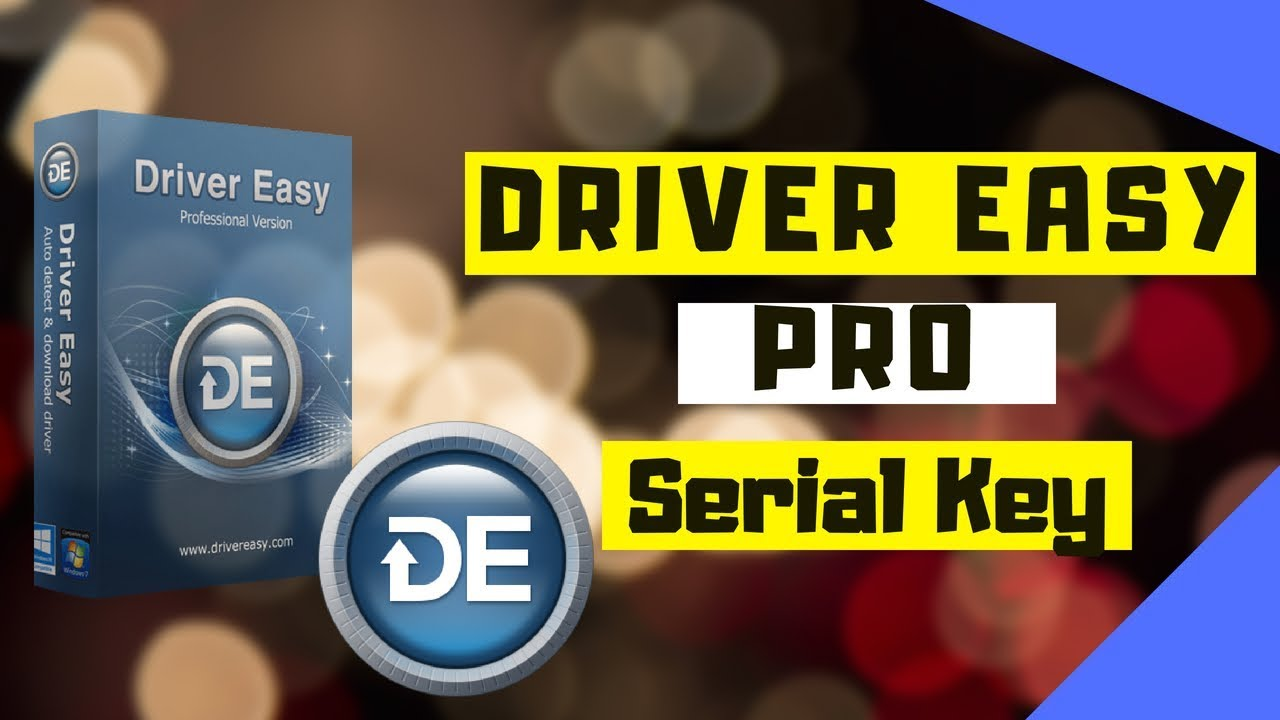 Driver Easy Pro License Activation Key generator