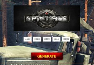 license key for spintires