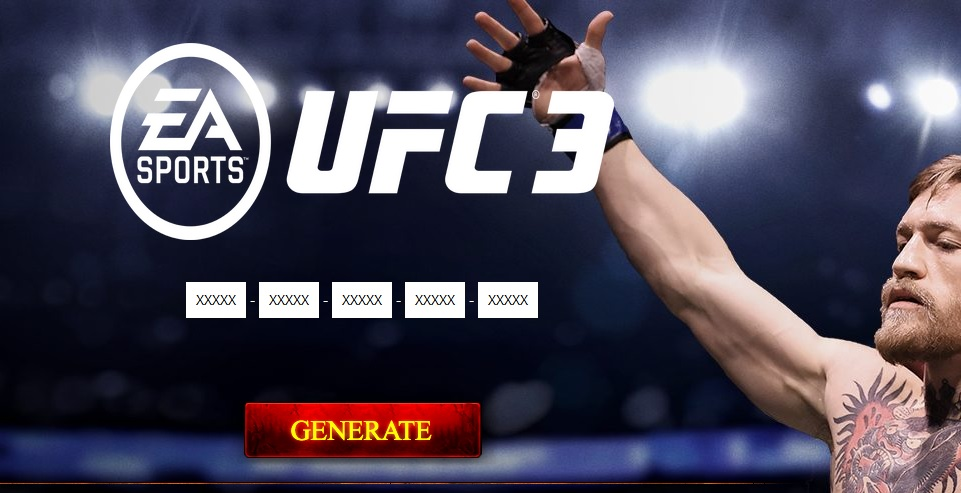 keygen ea sports ufc pc