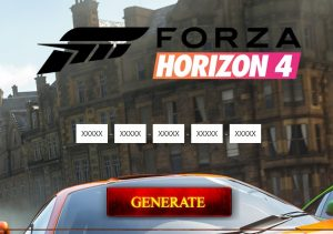 forza horizon 4 cdkey generator generate your own key. Black Bedroom Furniture Sets. Home Design Ideas