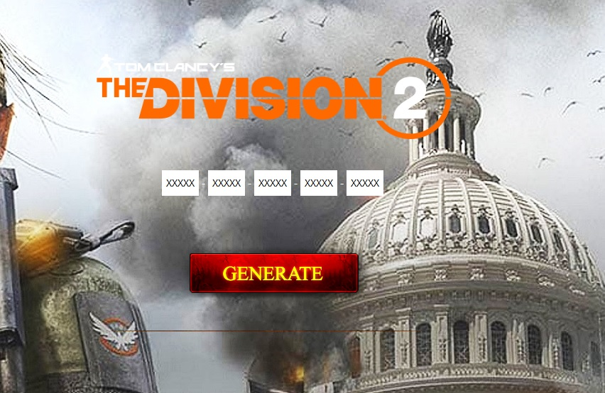 the division 2 key buy